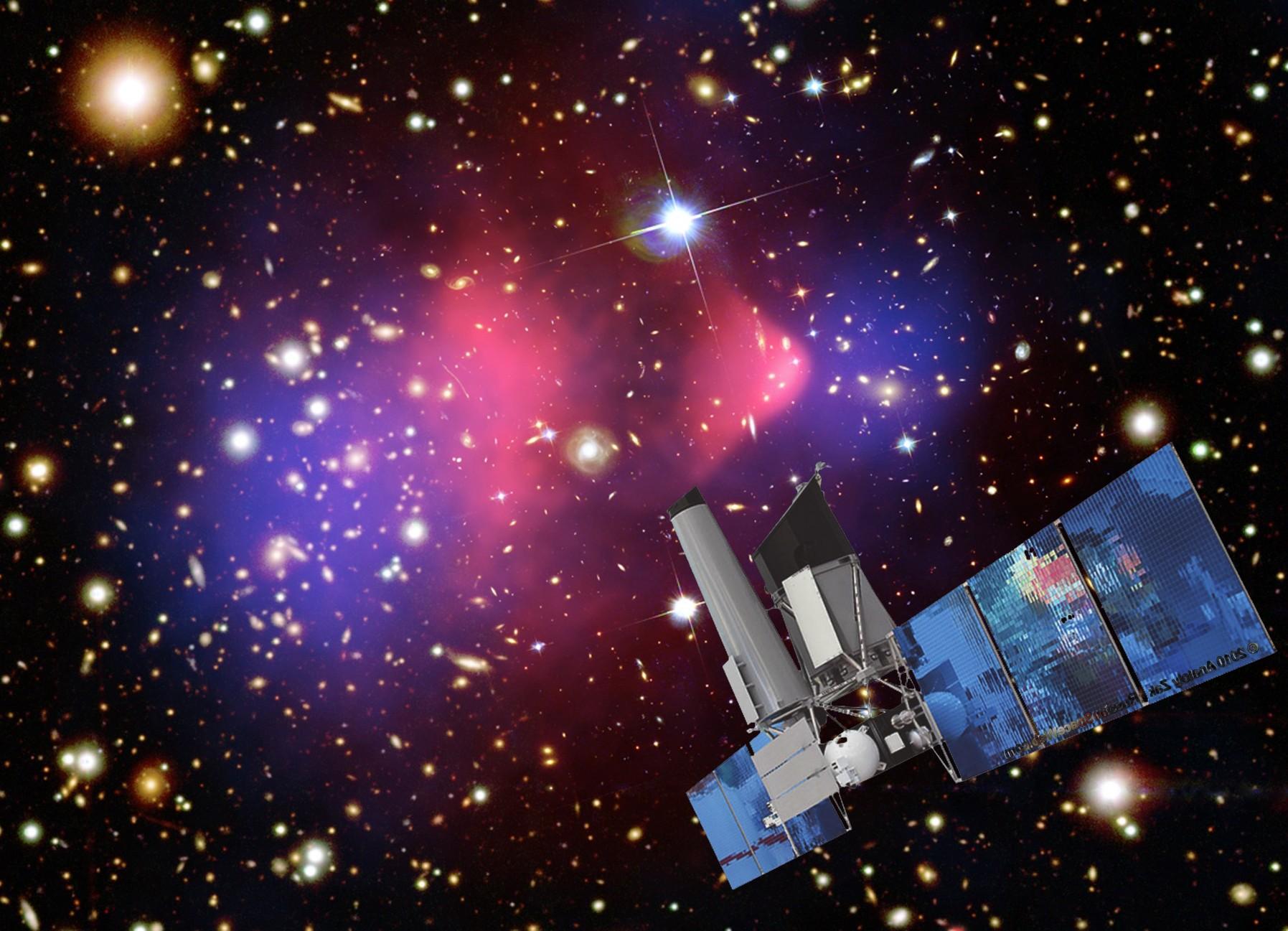 eRosita telescope